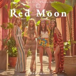 Mamamoo – Red moon – Mini...