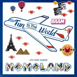 Momoland – Fun to the world...