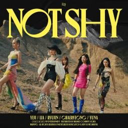 ITZY - Not Shy - Album