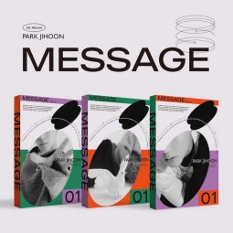 Park Ji Hoon – MESSAGE –...