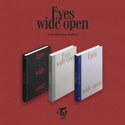 TWICE - Eyes wide open -...