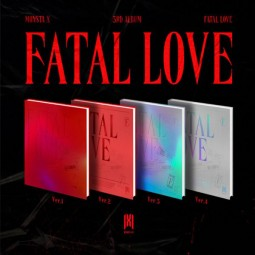 MONSTA X - FATAL LOVE - 3rd...