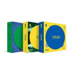 AB6IX – VIVID - EP Album Vol.2