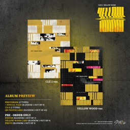 Stray Kids - Clé 2 : Yellow...