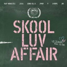 BTS - Skool Luv Affair -...