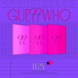 ITZY - GUESS WHO - Album