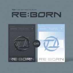 TO1 - RE:BORN - 1st MINI ALBUM