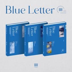 WONHO - Blue letter - Mini...